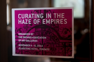 Curating in the Haze of Empires