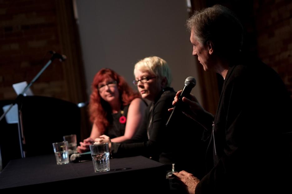Virginia Eichhorn, Melanie Egan, Paul Toth